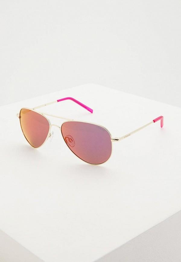 Очки солнцезащитные Polaroid Polaroid PO003DUCWNS9 очки солнцезащитные polaroid polaroid po003dwhxq32