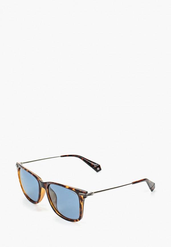 Очки солнцезащитные Polaroid Polaroid PO003DUERET4 очки солнцезащитные polaroid polaroid po003dweret7
