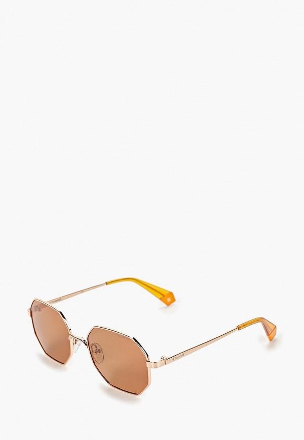 Очки солнцезащитные Polaroid Polaroid PO003DUEREV1 очки солнцезащитные polaroid polaroid po003dmcwnq4