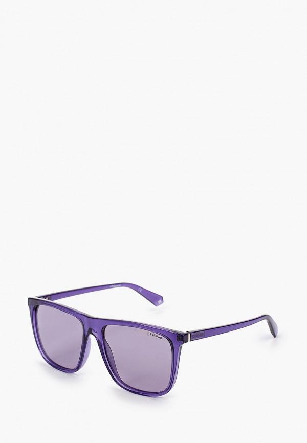 Фото - Очки солнцезащитные Polaroid Polaroid PO003DUHBLO4 очки солнцезащитные polaroid polaroid po003dmcwnp6