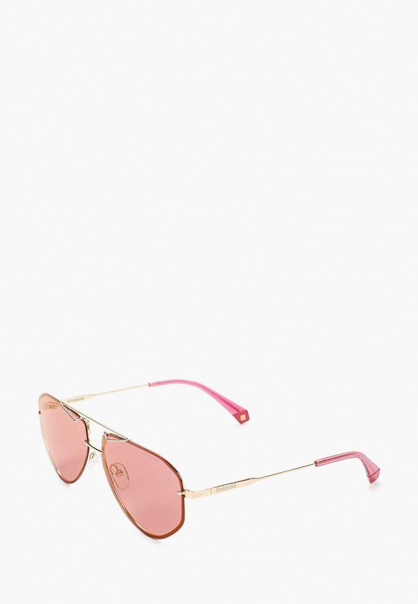 Фото - Очки солнцезащитные Polaroid Polaroid PO003DUHBME1 очки солнцезащитные polaroid polaroid po003dmcwnp6