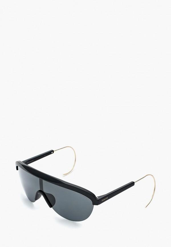 Очки солнцезащитные Polaroid Polaroid PO003DUXWE43 очки солнцезащитные polaroid polaroid po003dbwnt26