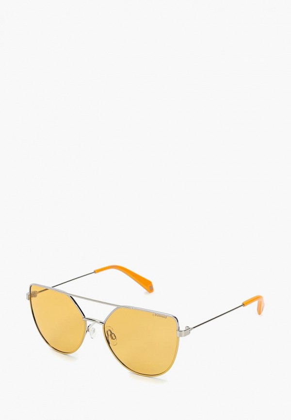Круглые очки Polaroid