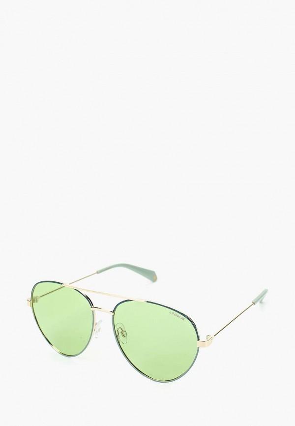 Очки солнцезащитные Polaroid Polaroid PO003DWCWNM4 очки солнцезащитные polaroid polaroid po003dmhxq25