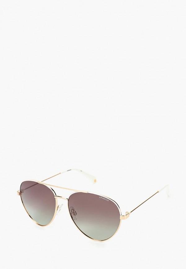 Очки солнцезащитные Polaroid Polaroid PO003DWCWNM5 очки лето 2016