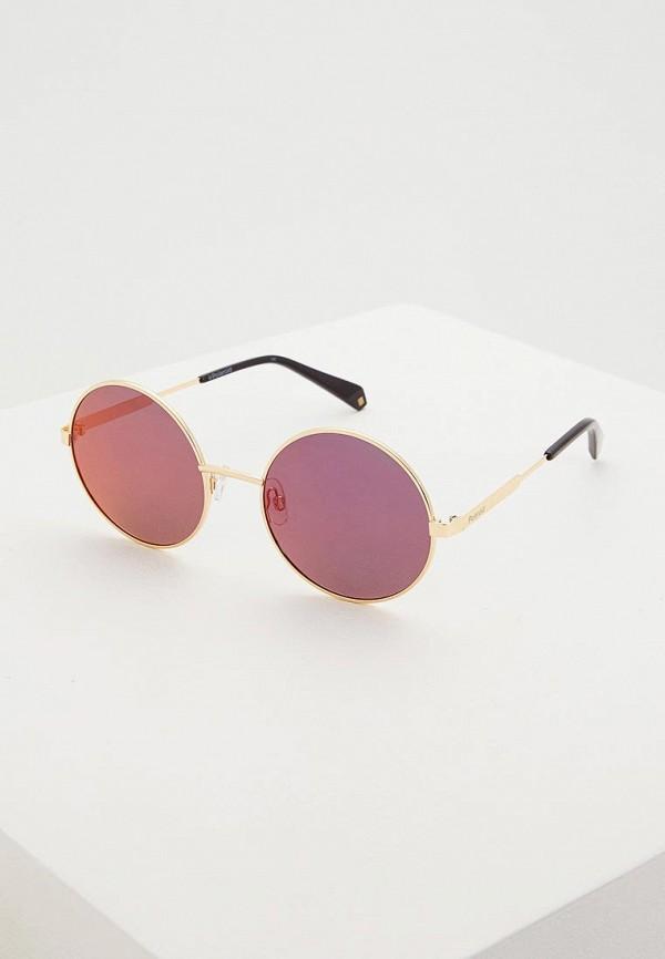 Очки солнцезащитные Polaroid Polaroid PO003DWCWNS8 очки солнцезащитные polaroid polaroid po003dbwnt26