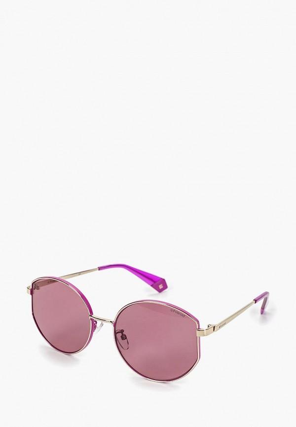 Очки солнцезащитные Polaroid Polaroid PO003DWERET9 очки солнцезащитные polaroid polaroid po003dweret7