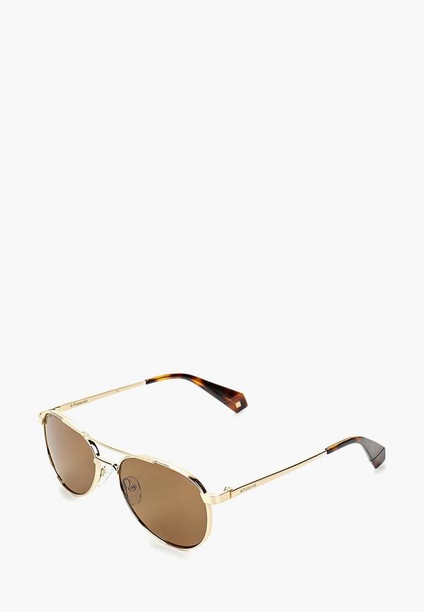 Очки солнцезащитные Polaroid Polaroid PO003DWEREU3 очки солнцезащитные polaroid polaroid po003dmeres4