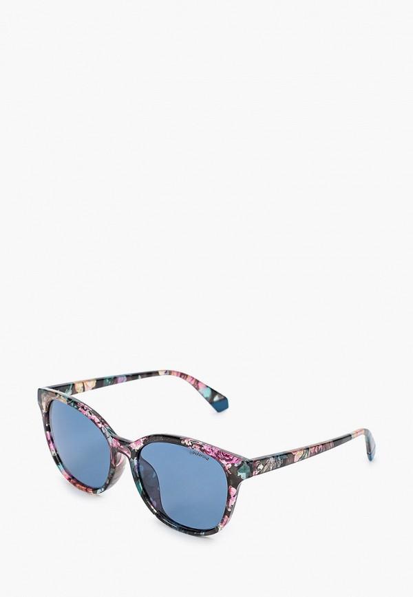 женские солнцезащитные очки polaroid, разноцветные