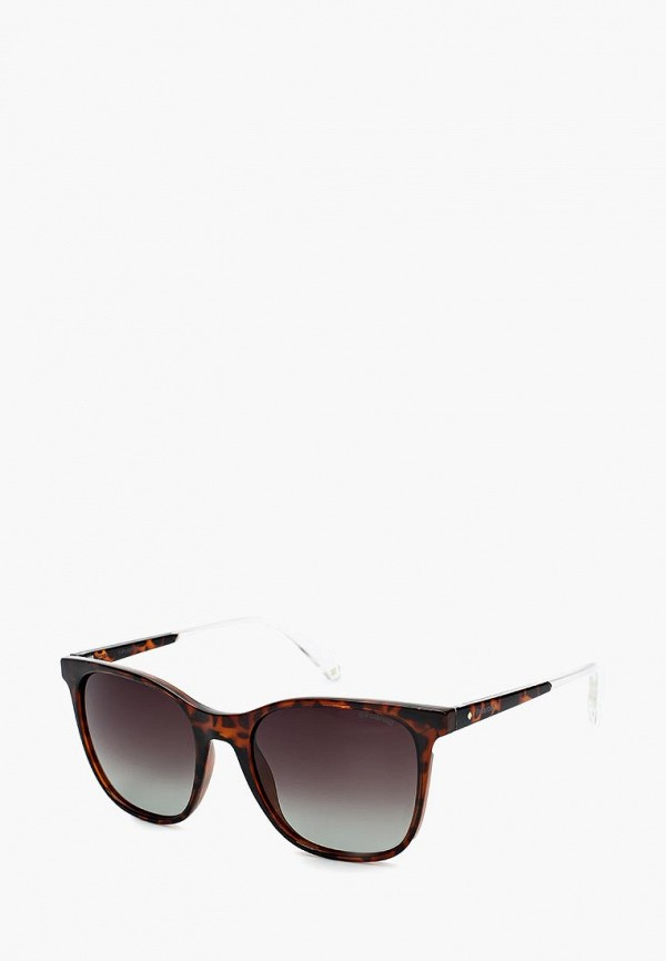 Очки солнцезащитные Polaroid Polaroid PO003DWXWE37 очки солнцезащитные polaroid polaroid po003dbwnt26