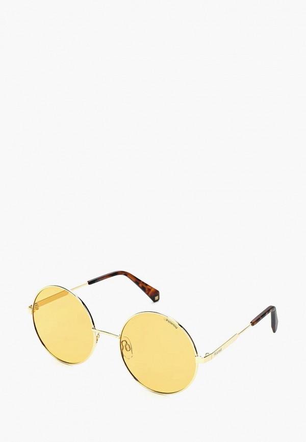 Очки солнцезащитные Polaroid Polaroid PO003DWXWE64 очки солнцезащитные polaroid polaroid po003dbwnt26