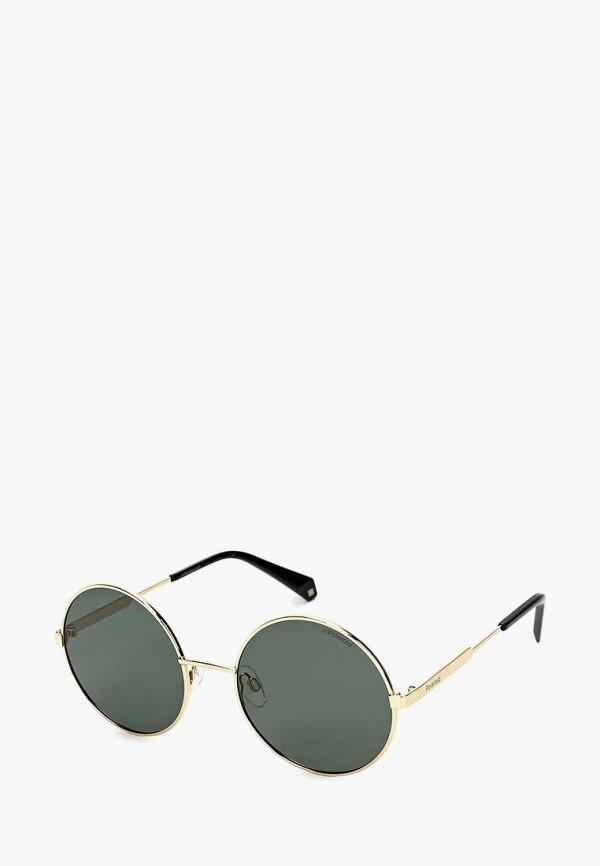 Очки солнцезащитные Polaroid Polaroid PO003DWXWF05 очки солнцезащитные polaroid polaroid po003dbwnt33