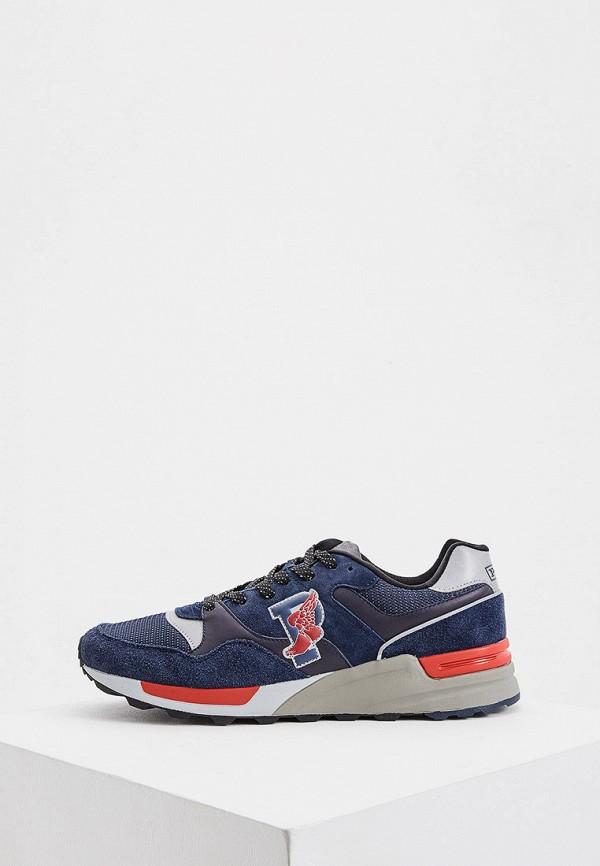 мужские кроссовки polo ralph lauren, синие