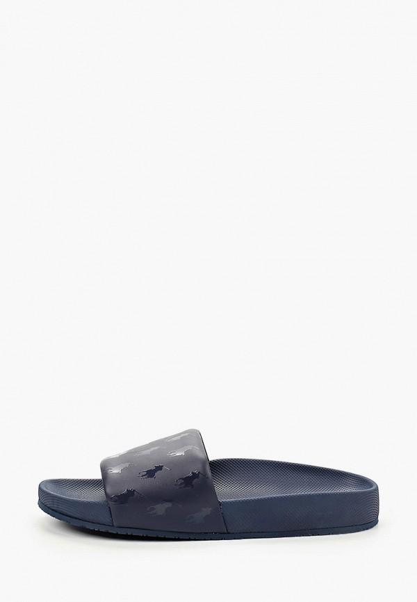 мужские сандалии polo ralph lauren, синие