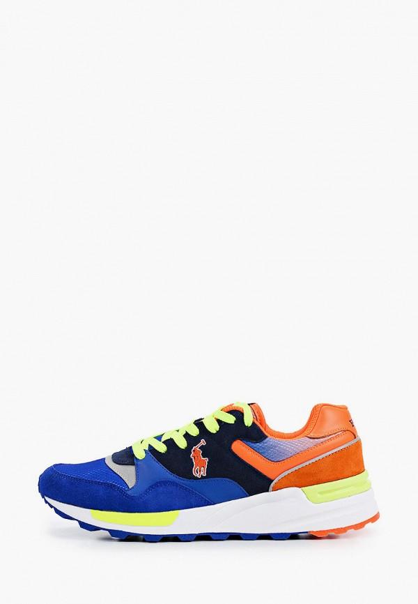 мужские низкие кроссовки polo ralph lauren, разноцветные
