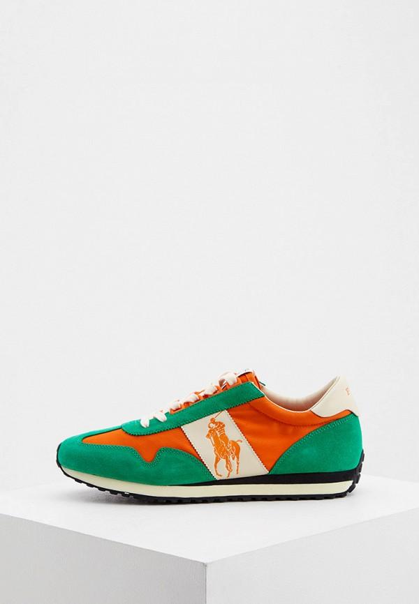 мужские кроссовки polo ralph lauren, разноцветные