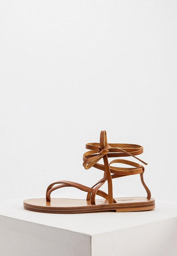 женские сандалии polo ralph lauren, бежевые