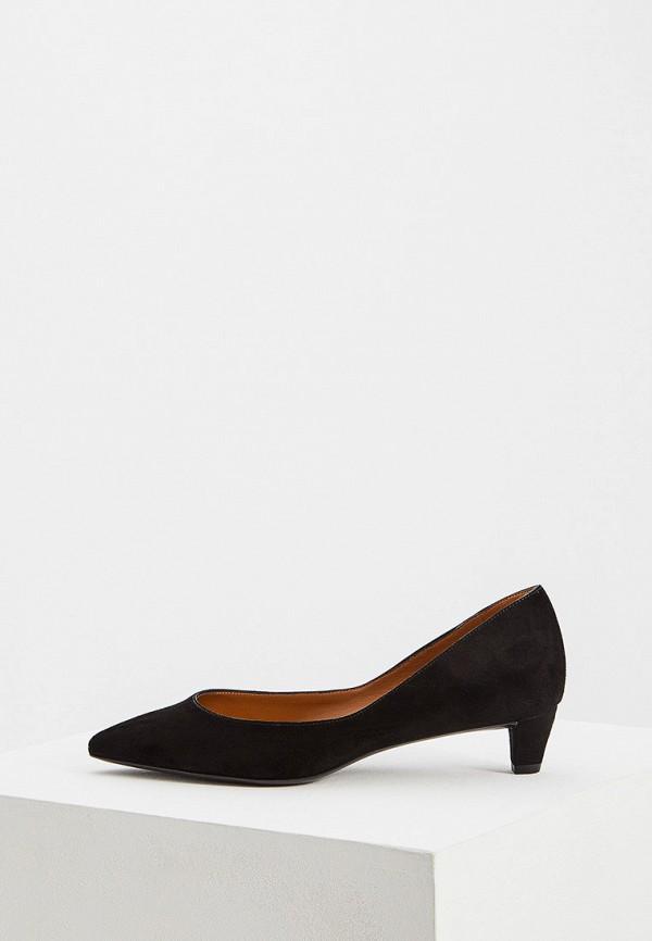 женские туфли polo ralph lauren, черные