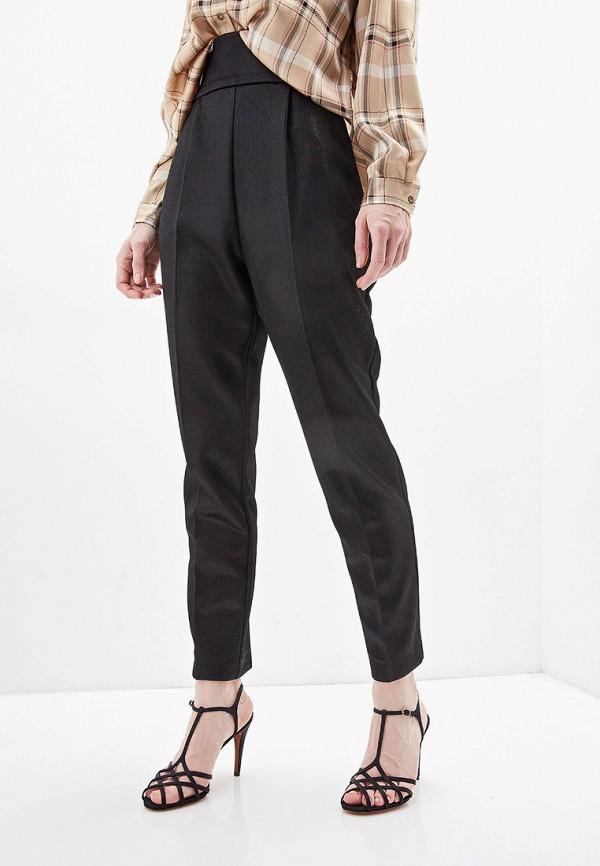 Фото 6 - женские босоножки Polo Ralph Lauren черного цвета