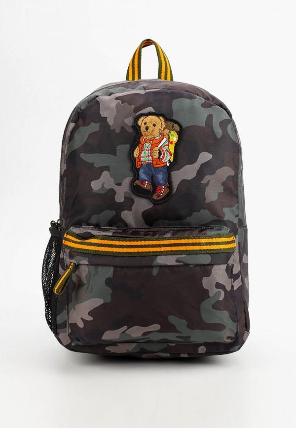 рюкзак polo ralph lauren для мальчика, хаки