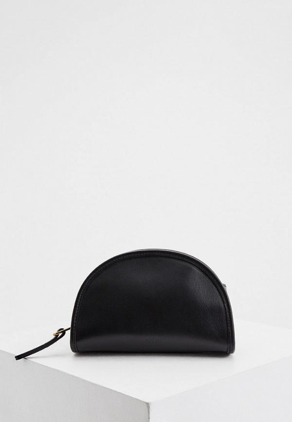 женская поясные сумка polo ralph lauren, черная