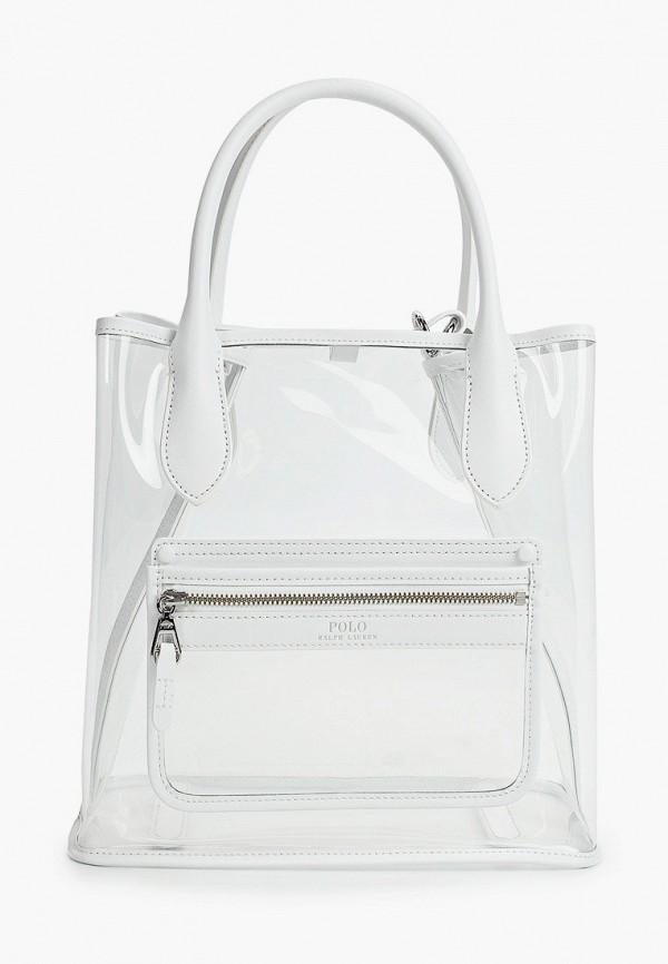 женская сумка с ручками polo ralph lauren