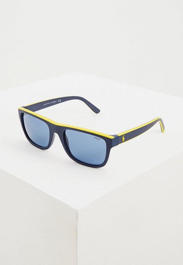 Очки солнцезащитные Polo Ralph Lauren Polo Ralph Lauren PO006DMEMZF6