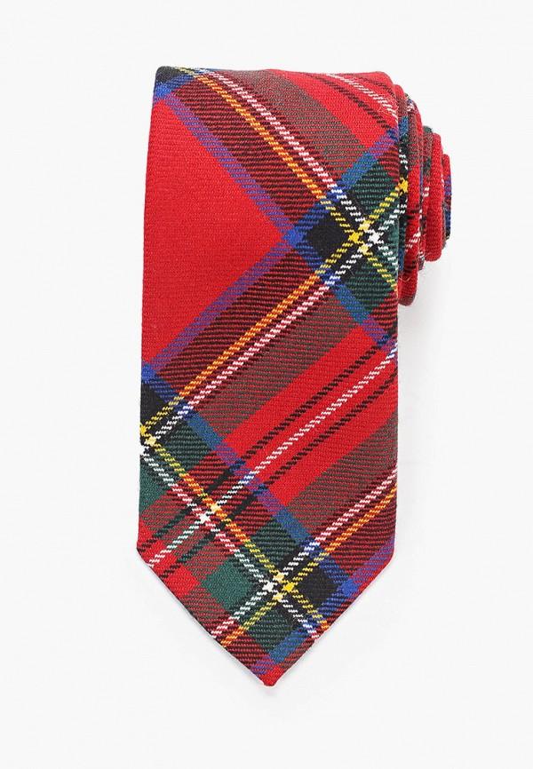 мужские галстуки и бабочки polo ralph lauren, красные