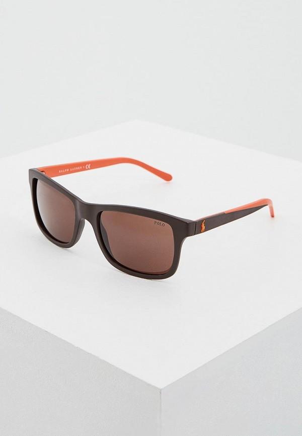 Очки солнцезащитные Polo Ralph Lauren Polo Ralph Lauren PO006DMHLC24 очки солнцезащитные polo ralph lauren polo ralph lauren po006dmote27