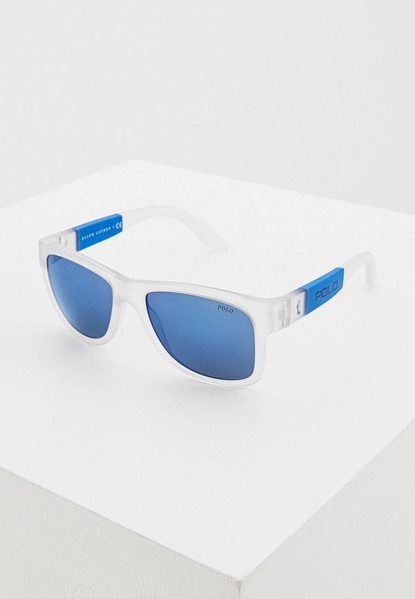 мужские квадратные солнцезащитные очки polo ralph lauren