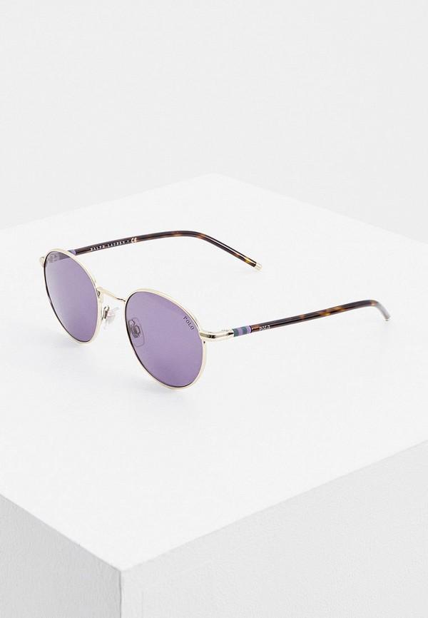мужские солнцезащитные очки polo ralph lauren, золотые