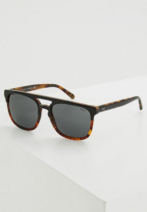 Очки солнцезащитные Polo Ralph Lauren Polo Ralph Lauren PO006DMZAY67 очки солнцезащитные polo ralph lauren polo ralph lauren po006dmote37