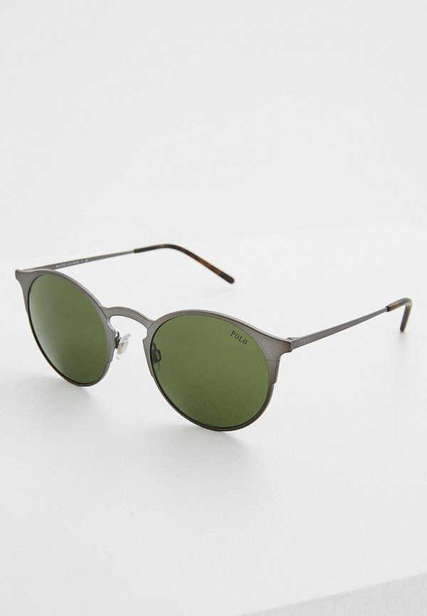 Очки солнцезащитные Polo Ralph Lauren Polo Ralph Lauren PO006DMZAY77 цена