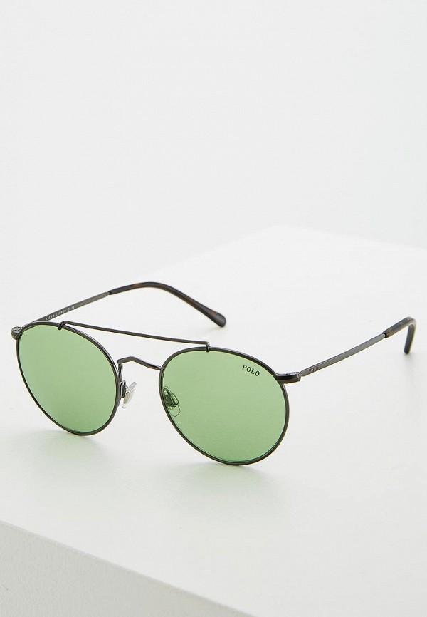 Очки солнцезащитные Polo Ralph Lauren Polo Ralph Lauren PO006DMZAY79 цена 2017