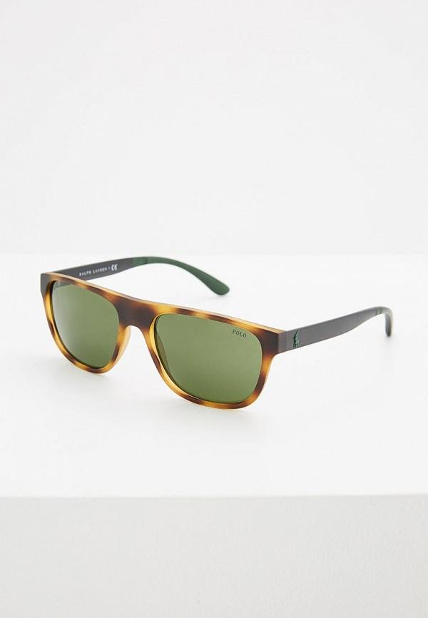 Очки солнцезащитные Polo Ralph Lauren Polo Ralph Lauren PO006DMZAY86 очки солнцезащитные polo ralph lauren polo ralph lauren po006dmote37