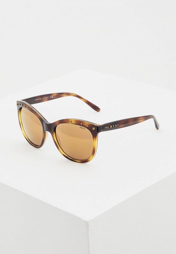 Очки солнцезащитные Polo Ralph Lauren Polo Ralph Lauren PO006DWDBKG2 очки солнцезащитные polo ralph lauren polo ralph lauren po006dmote30
