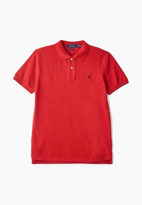 Поло Polo Ralph Lauren Polo Ralph Lauren PO006EBEFOW3 цена 2017