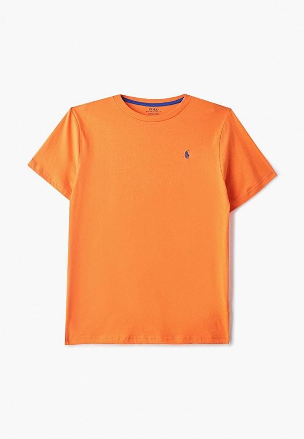 Футболка Polo Ralph Lauren Polo Ralph Lauren PO006EBEFOX4 футболка polo ralph lauren polo ralph lauren po006emdmco6