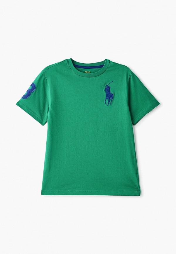 Футболка Polo Ralph Lauren Polo Ralph Lauren PO006EBEFOX5 футболка polo ralph lauren
