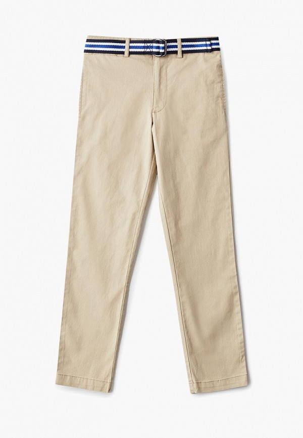 брюки polo ralph lauren для мальчика, бежевые