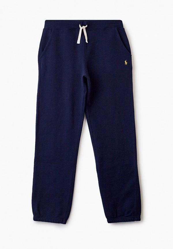 спортивные брюки polo ralph lauren для мальчика, синие
