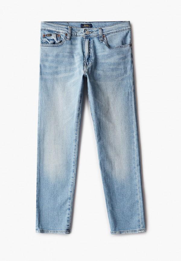 джинсы polo ralph lauren для мальчика, голубые