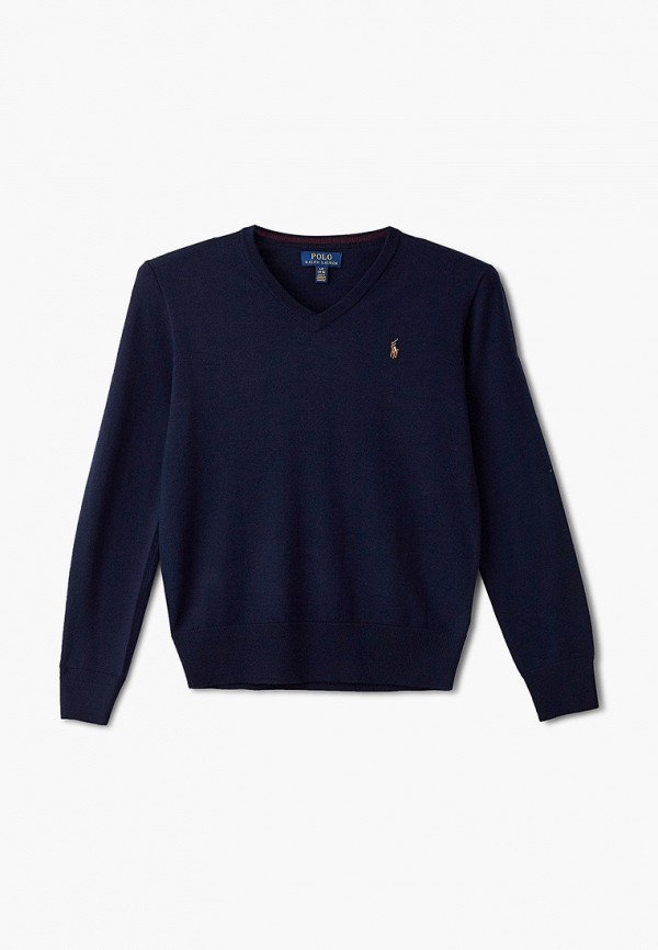 Пуловер Polo Ralph Lauren Polo Ralph Lauren 323749882001 синий фото