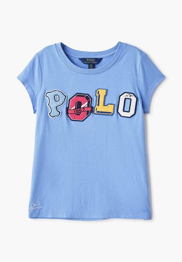 Футболка Polo Ralph Lauren Polo Ralph Lauren PO006EGEFPA0 футболка polo ralph lauren polo ralph lauren po006emdmcp3