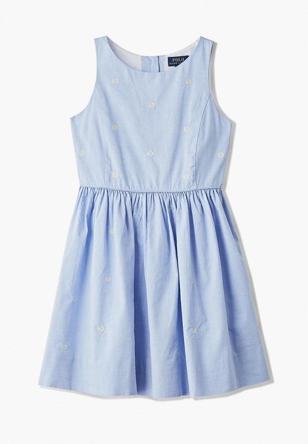 Платье Polo Ralph Lauren Polo Ralph Lauren PO006EGEFPB6