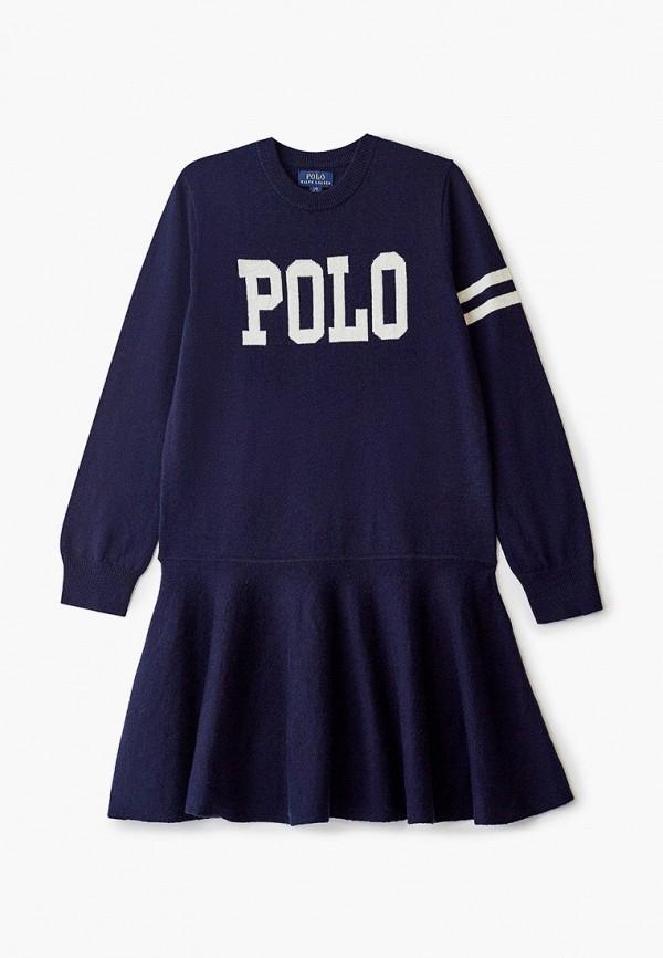 Платье Polo Ralph Lauren Polo Ralph Lauren PO006EGGGLA9