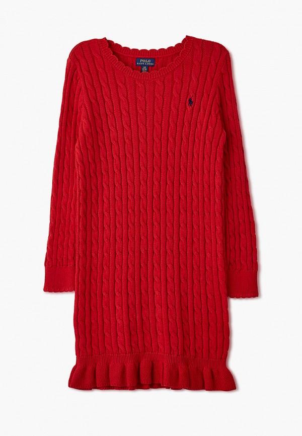 Платье Polo Ralph Lauren Polo Ralph Lauren PO006EGGGLB0