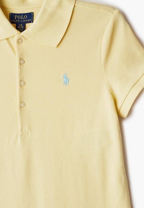 Платья для девочки Polo Ralph Lauren 313783903007 Фото 3