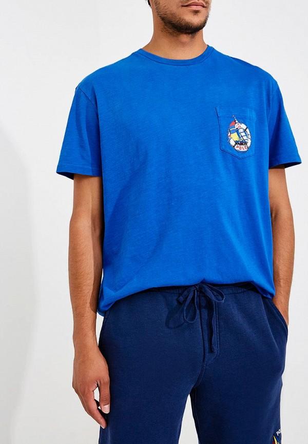 Футболка Polo Ralph Lauren Polo Ralph Lauren PO006EMBXFY1 футболка polo ralph lauren