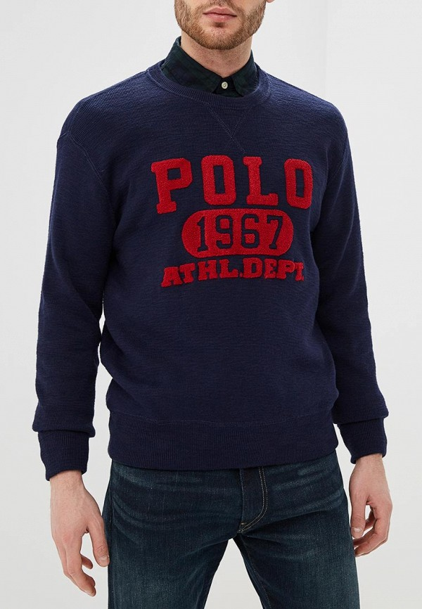 Джемпер Polo Ralph Lauren Polo Ralph Lauren PO006EMBXKH3 geo print short sleeve t shirt